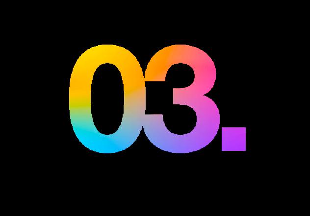 03 multicolore